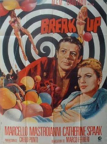 affiche cinéma Break Up, Affiches anciennes (cinéma, theâtre, publicitaire), Image | Puces Privées