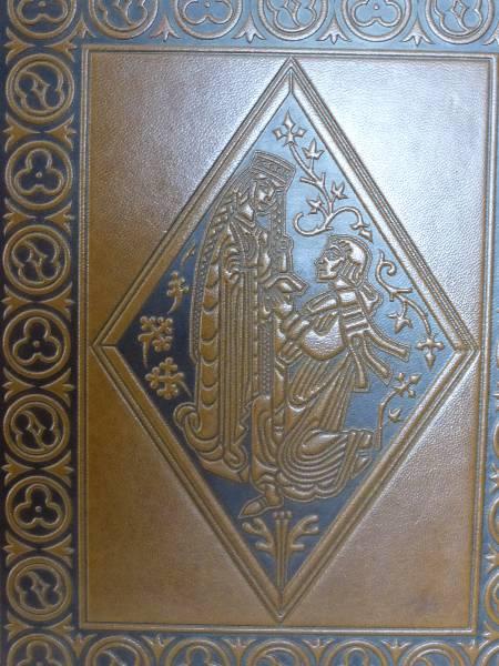 No - 127 -  Collection Médiévale  - Les romans de la table ronde ., Livres rares (1ère édition, livres illustrés, tirages limités), Livres | Puces Privées
