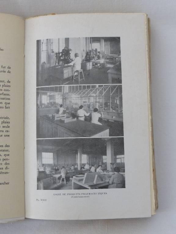 No 131 -  La vie laborieuse et féconde d'Auguste Lumière par Paul Vigne ., Sciences, Livres   Puces Privées