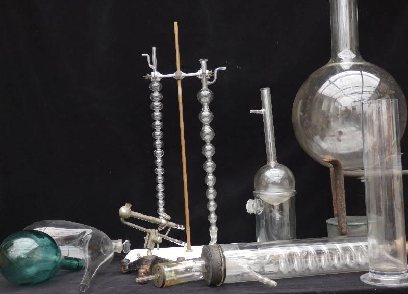 Lot accessoires chimie, appareils laboratoire, Instruments scientifiques et de mesure, Instruments scientifiques et de mesure | Puces Privées