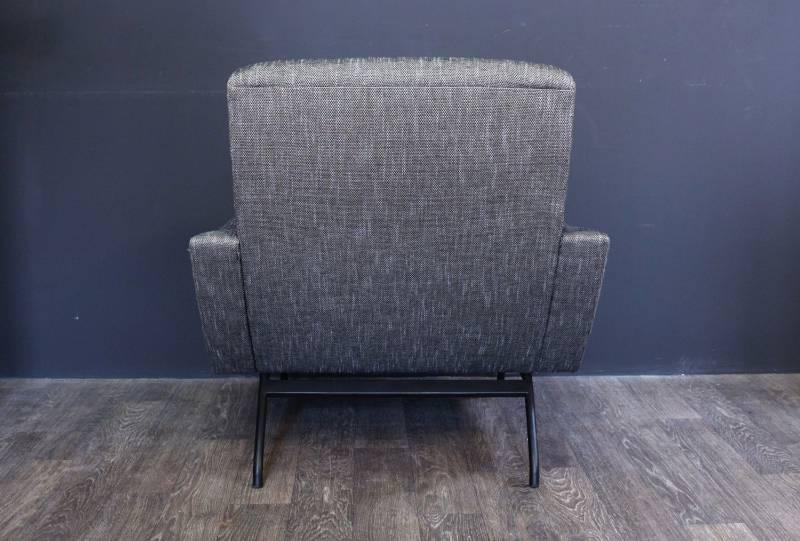 Paire de fauteuils Joseph Andre Motte - Steiner Edition - France 1955, Fauteuils, Sièges | Puces Privées