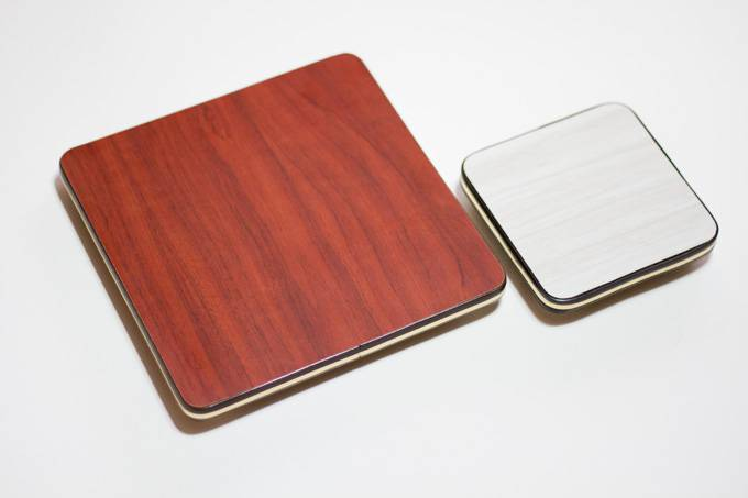 2 dessous de plat en formica, Vintage, Arts de la table | Puces Privées