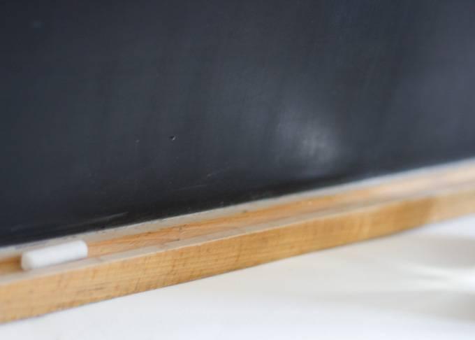 Tableau noir d'écolier, Autres, Arts décoratifs | Puces Privées