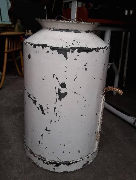 Pot à lait / bidon à lait ancien, Autres, Arts de la table | Puces Privées