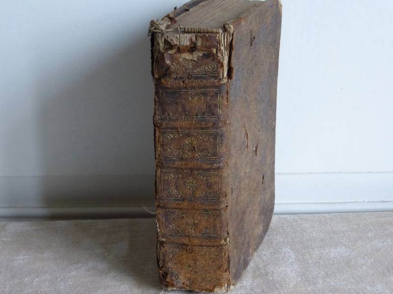 No - 159 -  Les LETTRES choisies de S . JEROME  Paris  1673 ., Ouvrages religieux, Art religieux | Puces Privées