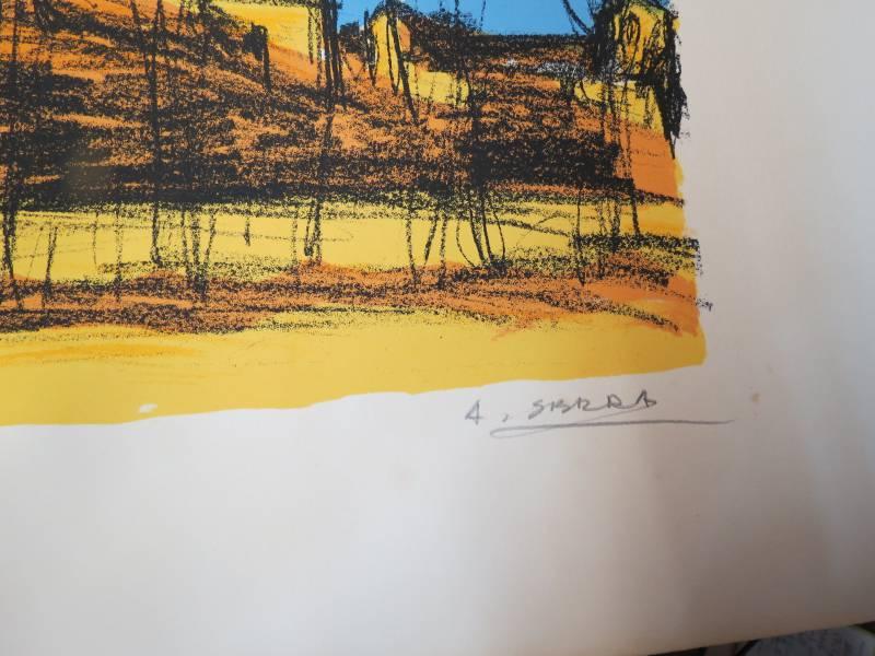 Antoine SERRA, Gravures, dessins, Peinture | Puces Privées