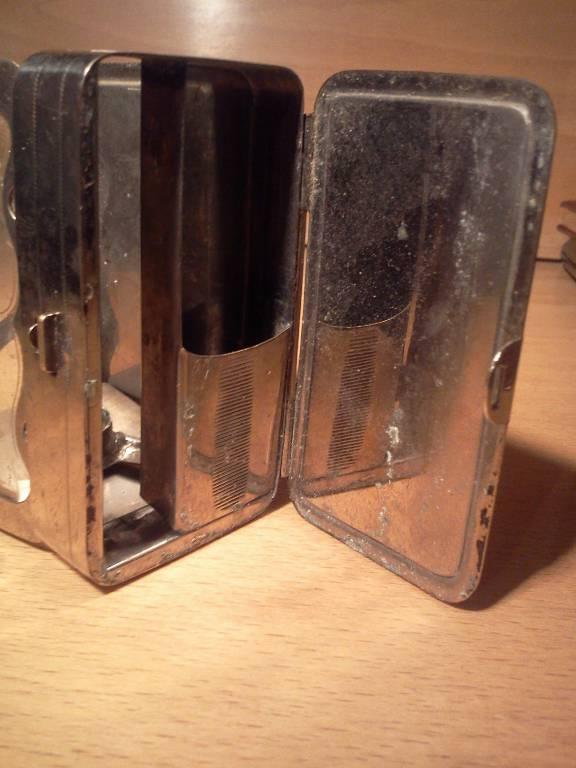 Ancienne lanterne de poche repliable à système début XXème, Objets de curiosité, Collections | Puces Privées