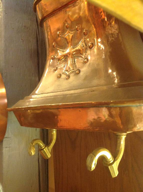 Fontaine à eau en cuivre, Cuivres, Métallerie | Puces Privées
