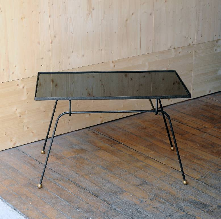 TABLE BASSE ANNÉES 50, Tables basses, Mobilier   Puces Privées