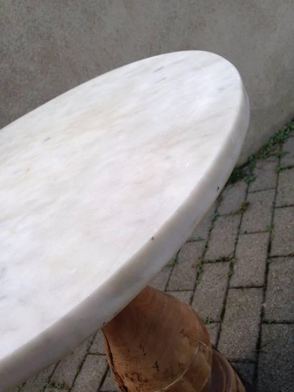 Table Balustre Ancien | Puces Privées
