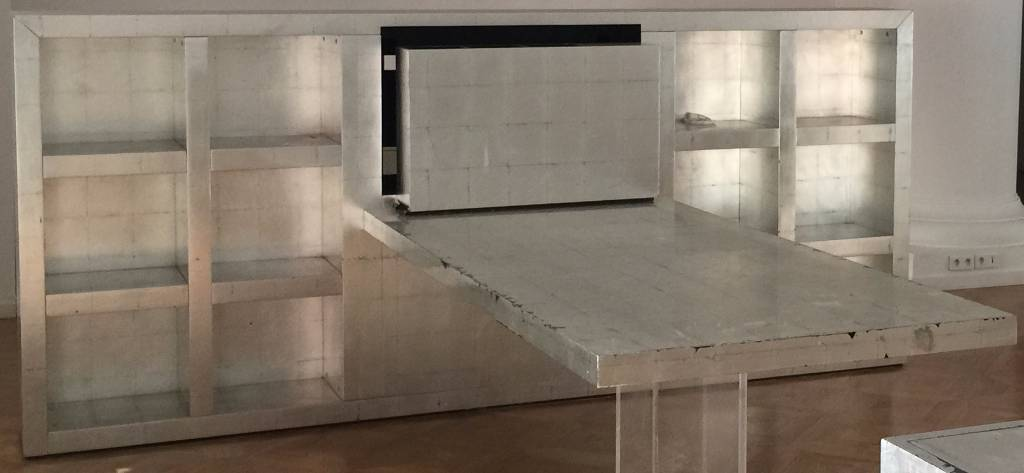 Grande Table Design style Industriel | Puces Privées
