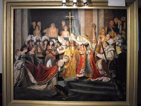 Le Sacre de Napoléon d'Alain Riby | Puces Privées
