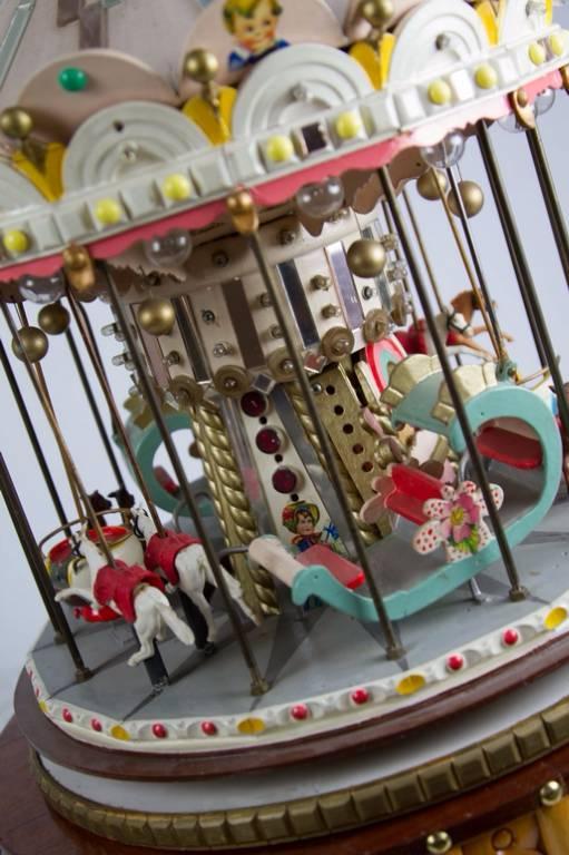 Carrousel Miniature de Mühlethaler | Puces Privées