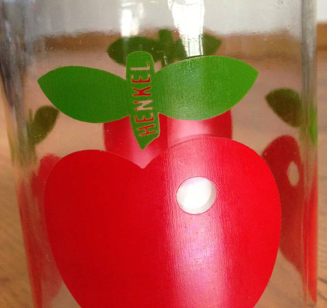 Pot verseur Henkel, Vintage, Arts de la table | Puces Privées