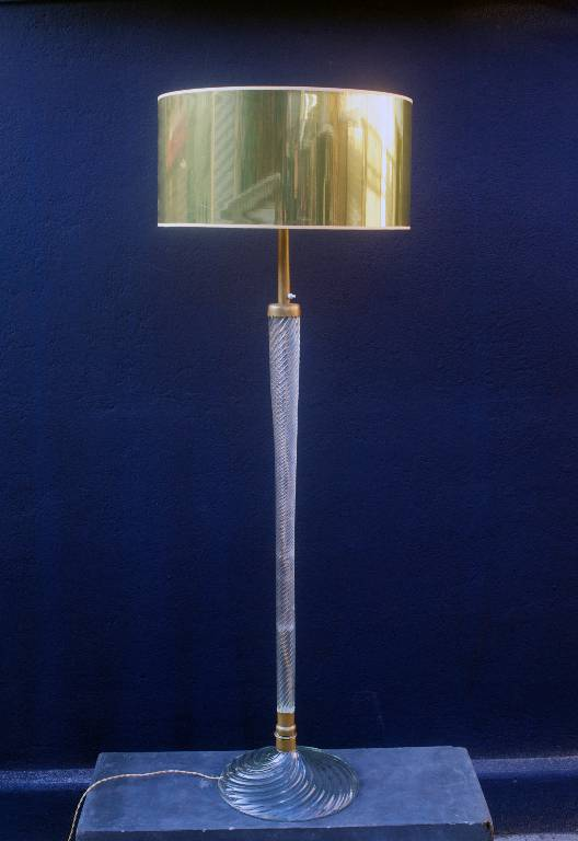 GRANDE LAMPE MURANO 1950 | Puces Privées