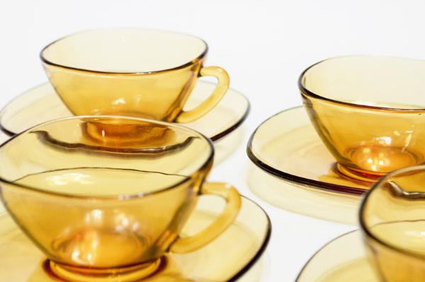 Service à café/thé Vereco, Service de table, Arts de la table   Puces Privées