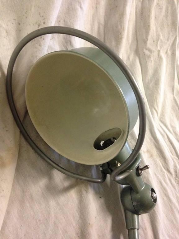 Lampe industrielle modèle ''JIELDE'' | Puces Privées