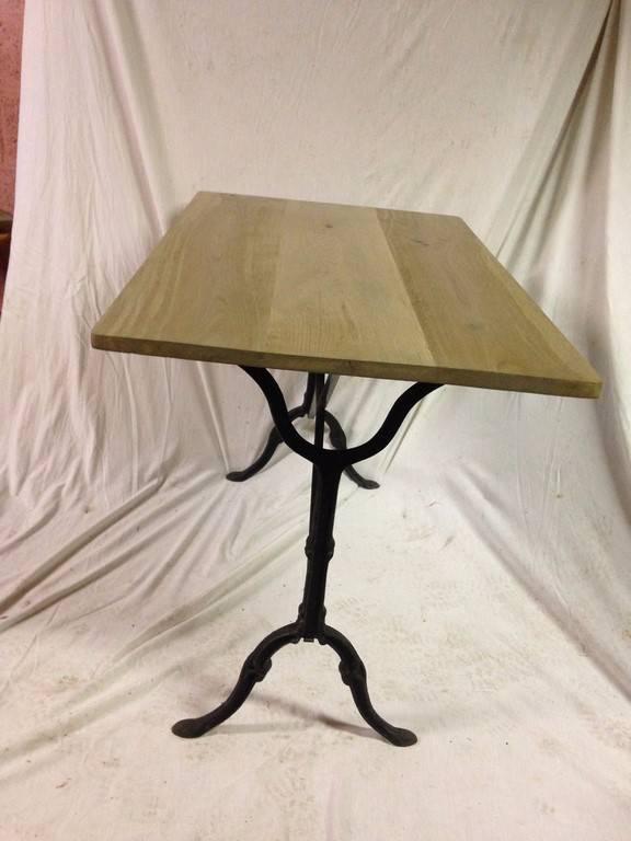 Table bistro 1950 | Puces Privées