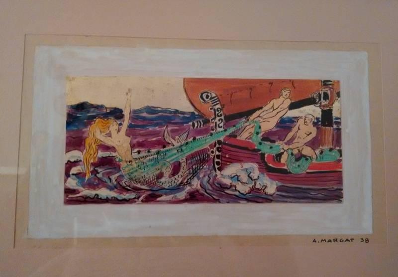 André MARGAT (1903-1997) | Puces Privées