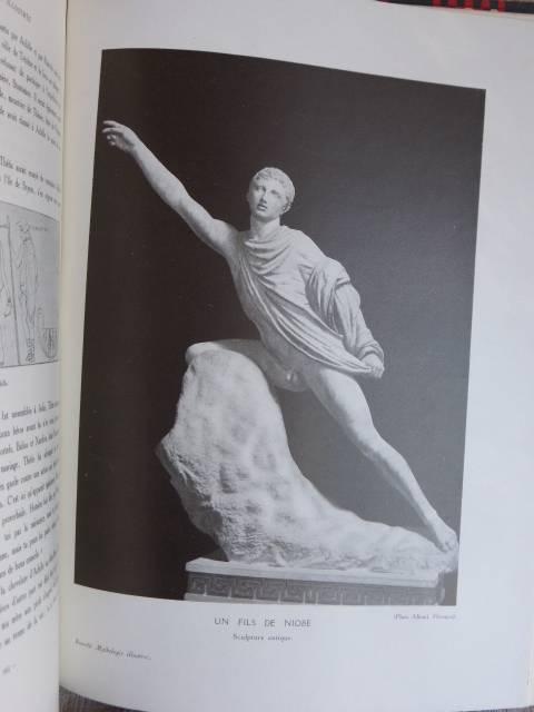 No- 240- Nouvelle Mythologie illustrée de Jean Richepin 1920/1923 , deux volumes | Puces Privées