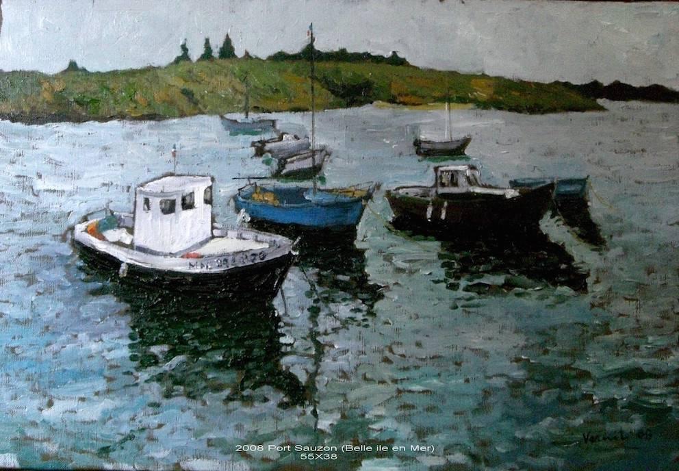 Tableau Néo Impressionniste