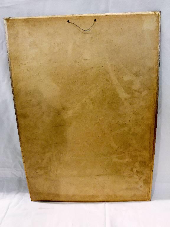 Ancien calendrier en carton année 1927 | Puces Privées