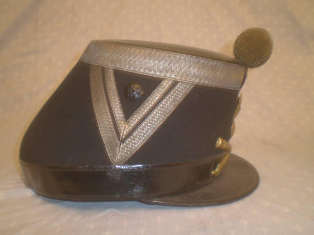 chakos et sa boite d officier de l artillerie francaise modele 1872   Puces Privées