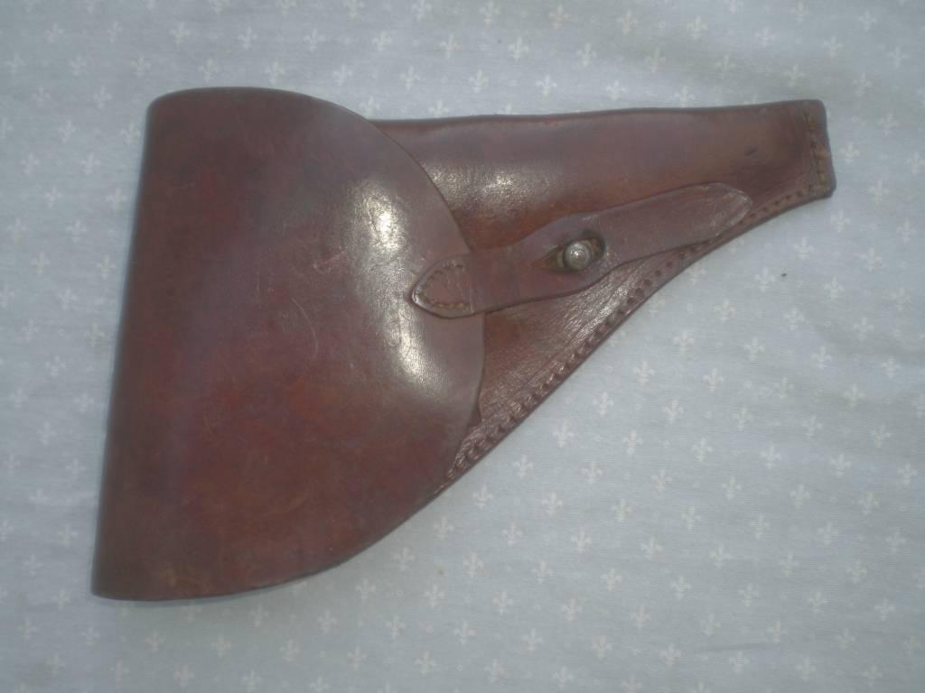 etui de revolver francais modele 1892 simplifie de 1 guerre   Puces Privées