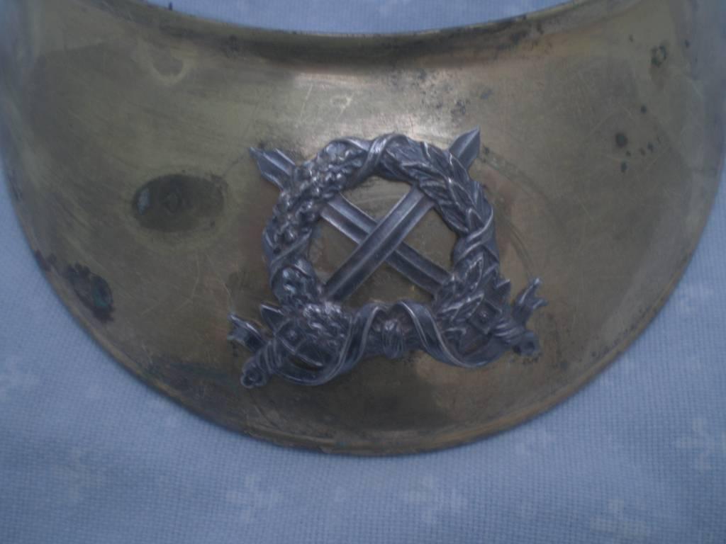 hausse col d officier francais modele 1872  a 1900   Puces Privées