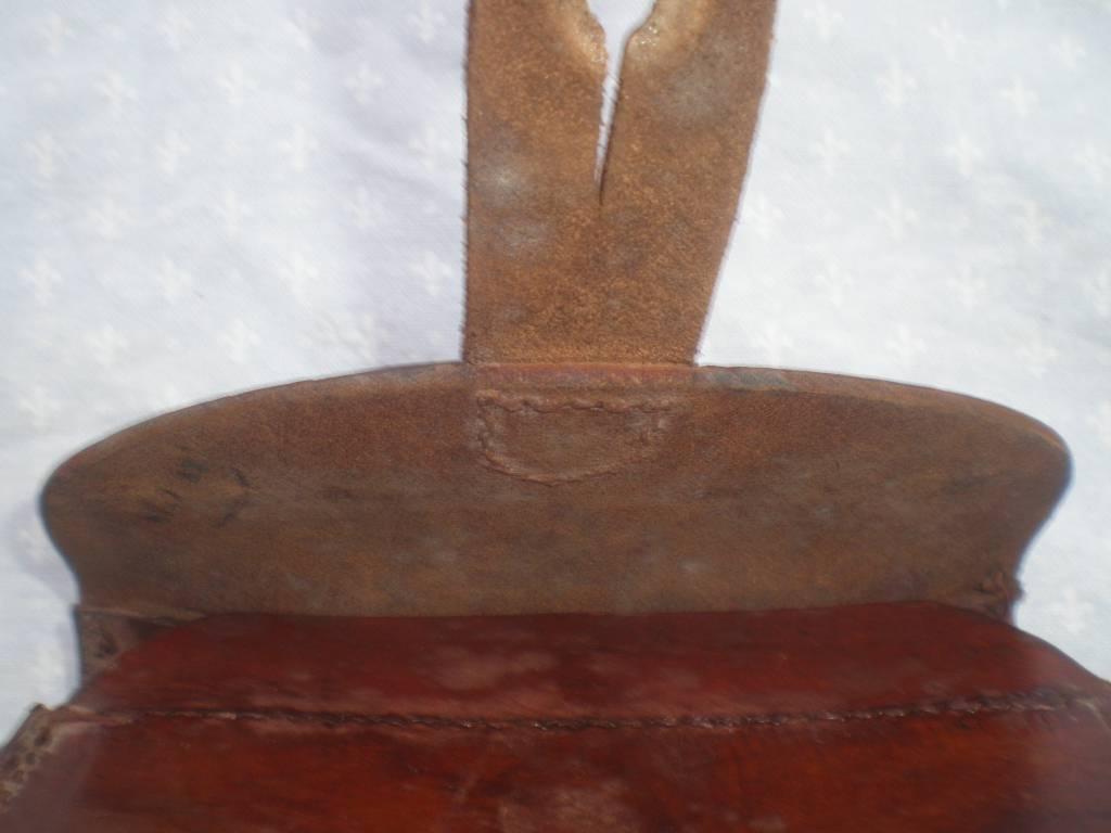cartouchier francaise modele 1888 de 1915 poilu de 1 guerre   Puces Privées
