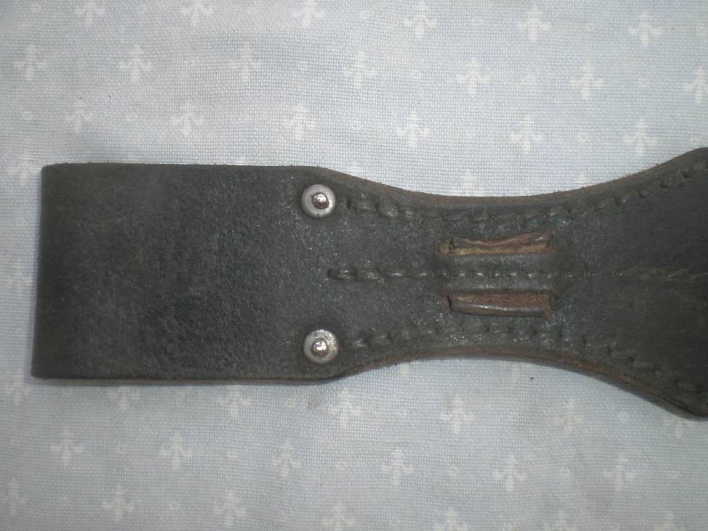 porte baionette allemand de 2 guerre | Puces Privées