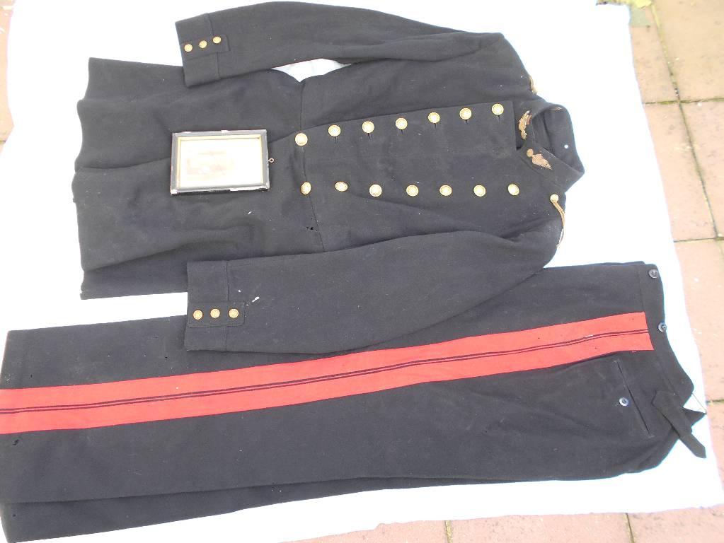 tenue de politecnitien francais | Puces Privées