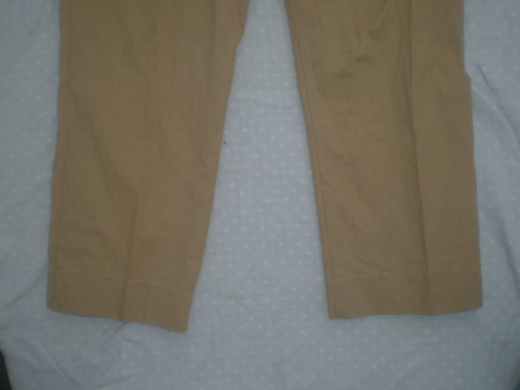 pantalon francais d officier de l armee d afrique 2 guerre | Puces Privées