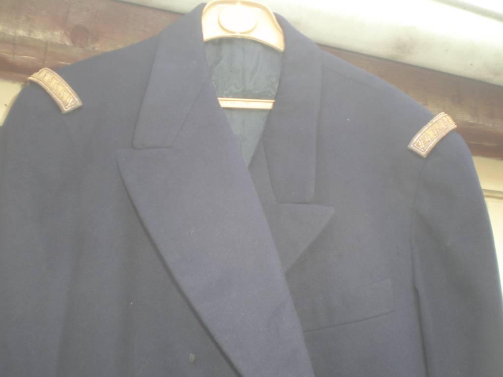 veste d officier de marine militaire francaise   Puces Privées