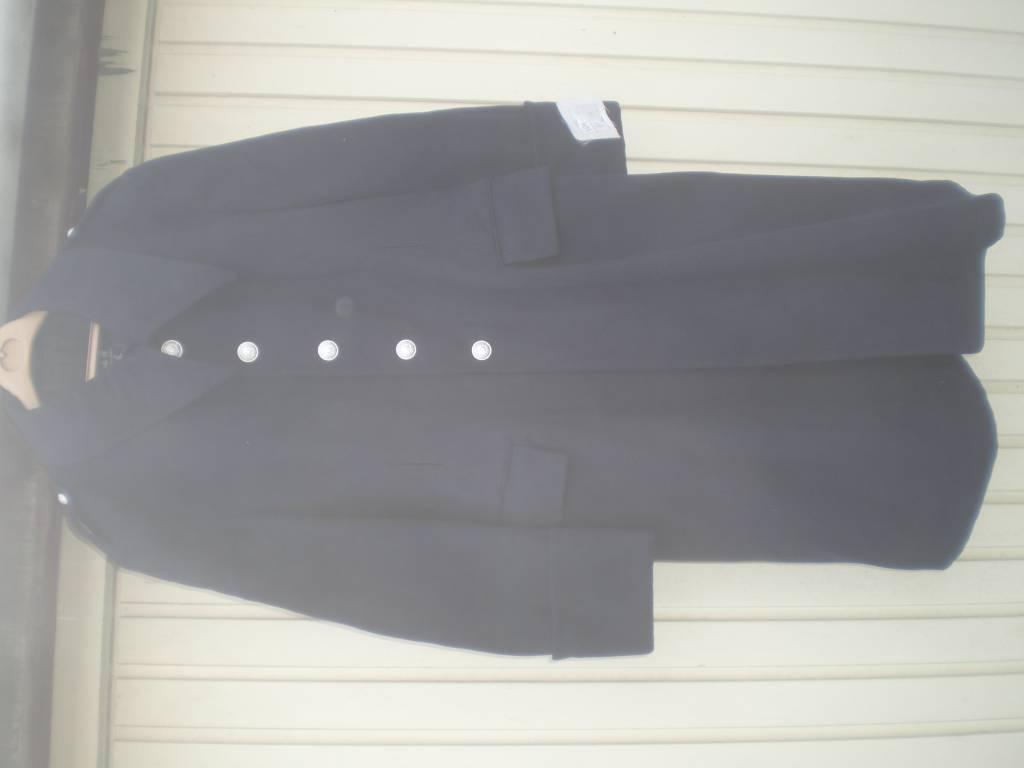 manteau de police francais obsolette | Puces Privées