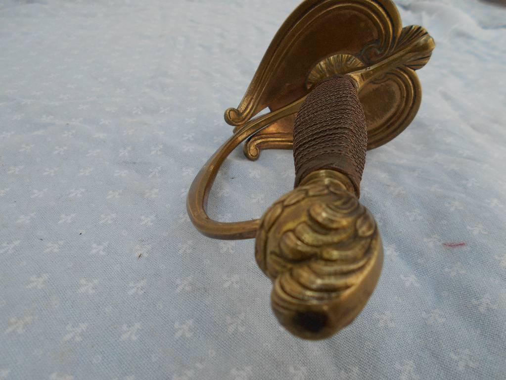 epee uniforme d officier de l infanterie francaise 1 empire cathegorie d2 vente intertite aux mineur d age de moin de 18 ans   Puces Privées