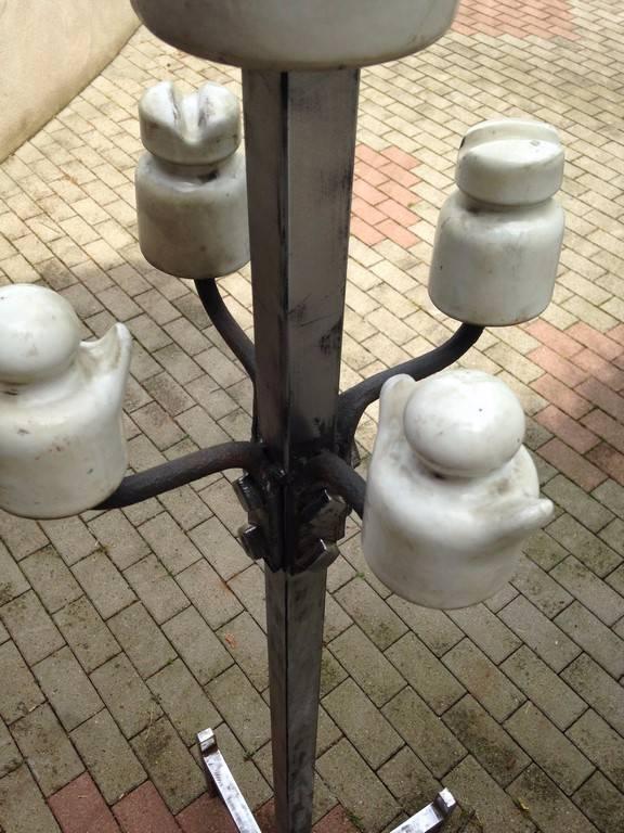 Porte manteau industriel 1950 | Puces Privées