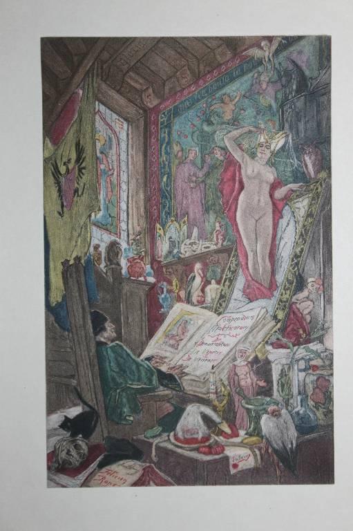 Le Vray Mirouer de Sorcellerie (ou L'Incantation de la sorcière)   Puces Privées