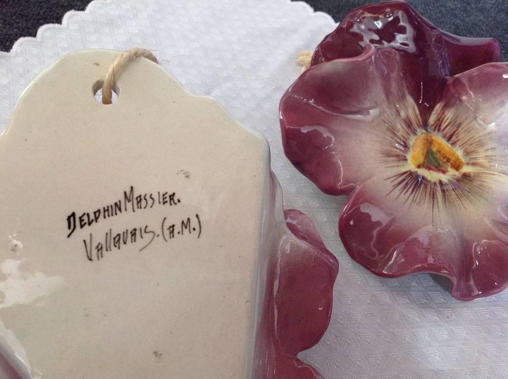3 barbotines Delphin Massier | Puces Privées