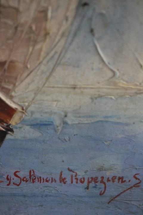 André Salomon dit Salomon le Tropézien | Puces Privées