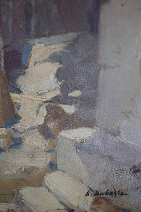 Henri Dabadie (1867 – 1949)   Puces Privées