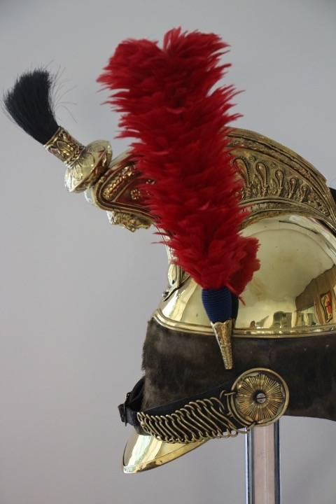 Casque de cuirassier, modèle 1845 | Puces Privées