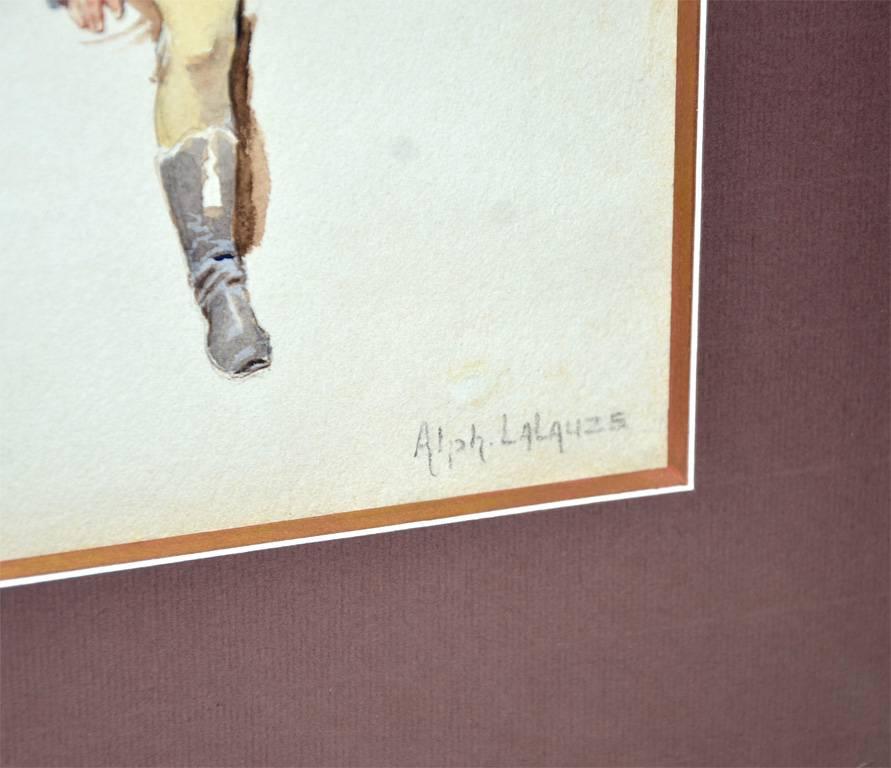 Alphonse Lalauze | Puces Privées