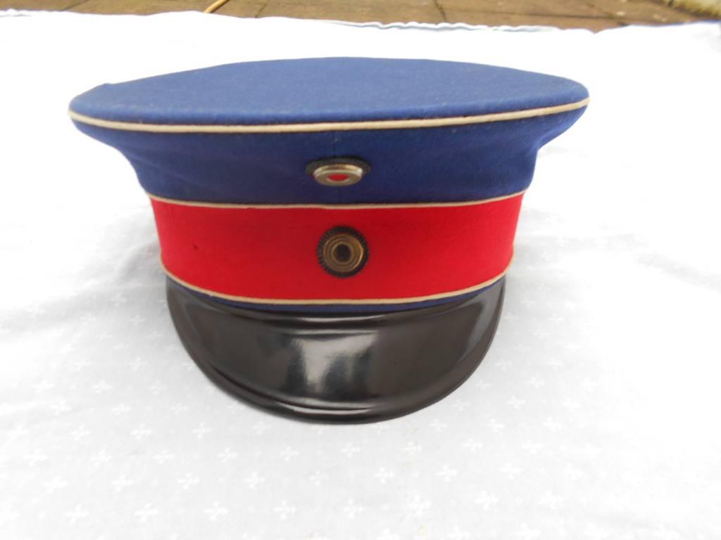 casquette de hussard allemand du 14 regiment guillaume 2   Puces Privées