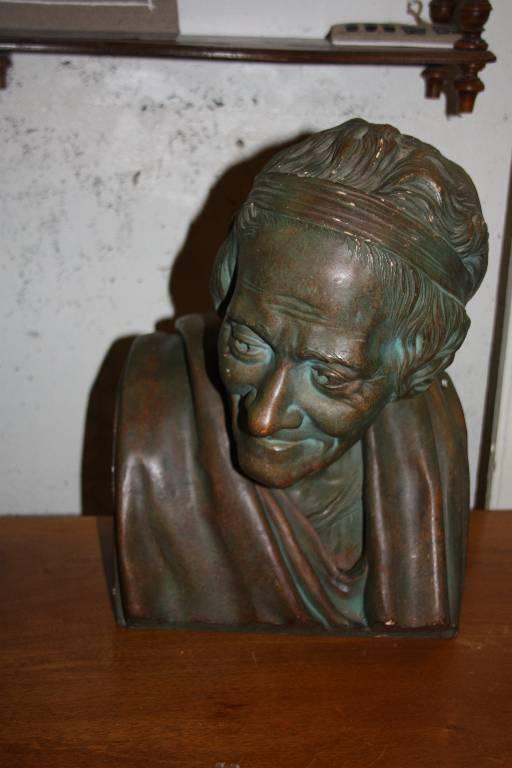 Buste de Voltaire   Puces Privées