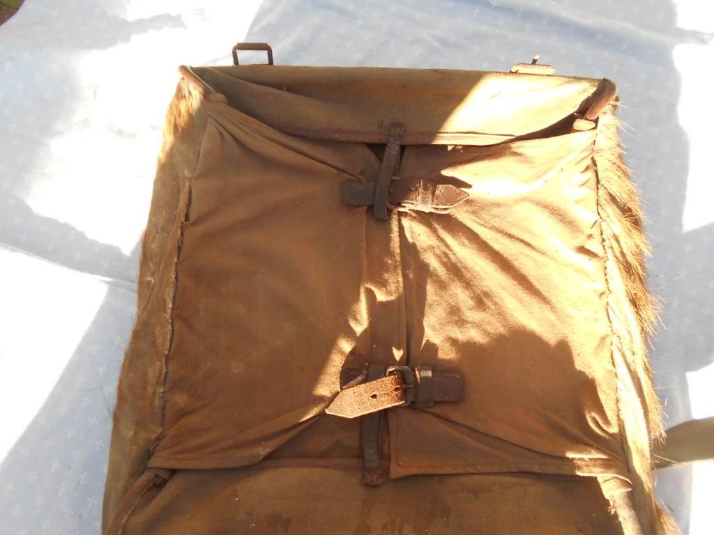 sac a dos allemand de 1 guerre | Puces Privées