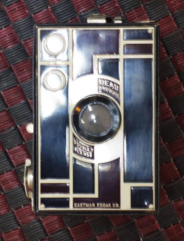 Kodak Beau Brownie II   Puces Privées