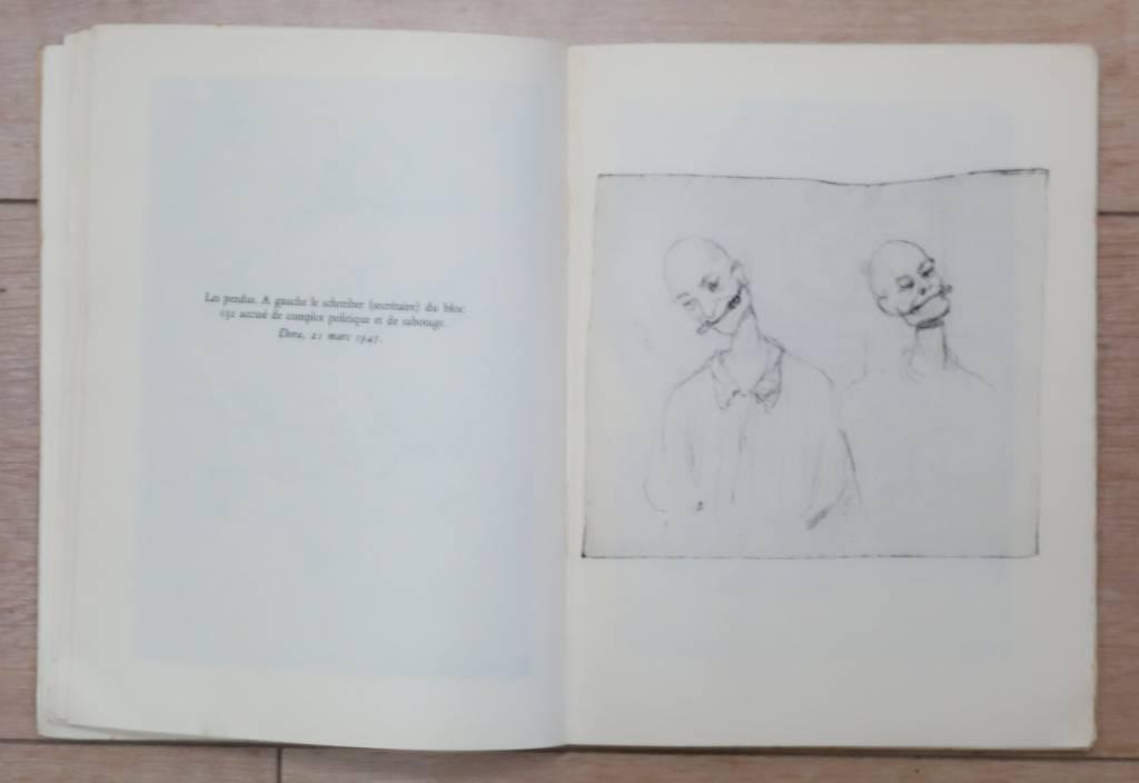 Les croquis clandestins de Léon Delambre   Puces Privées